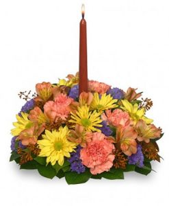 Express Your Gratitude with Thanksgiving Bouquets