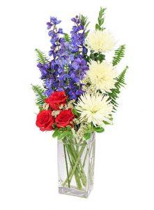 USA Fresh Floral Bouquet
