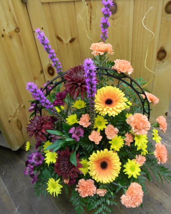Fresh Floral Arrangement at Coles Flowers