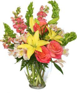 Fresh Floral Arrangement at Cole's Flowers