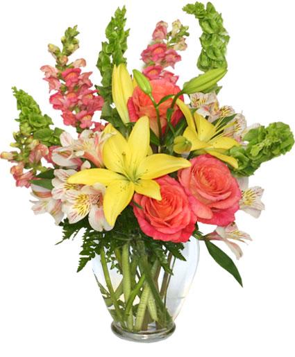 Fresh Floral Arrangement at Cole's Flowers