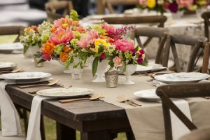 Choosing the Right Bouquet for Your Party
